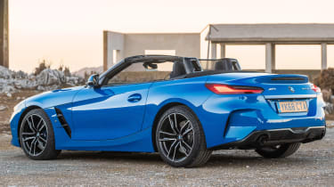 BMW Z4 - rear static