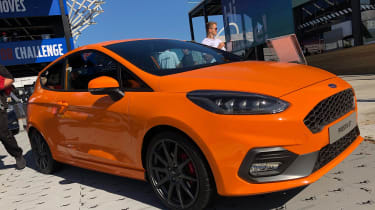 Ford Focus ST Goodwood