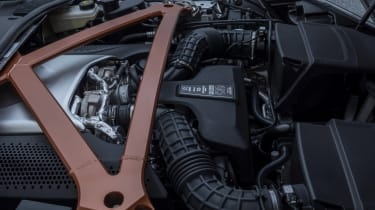 Startech Aston Martin DB11 SP610 engine