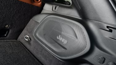 Jeep Cherokee - detail