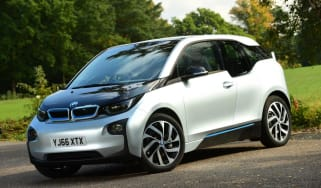 Used BMW i3 - front