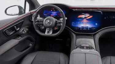 Mercedes-AMG EQS 53 - dash