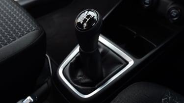 Suzuki Swift - transmission
