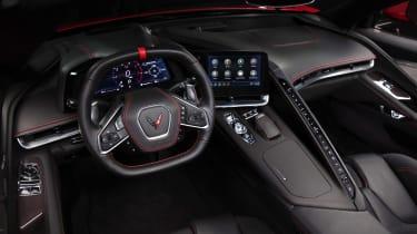 Chevrolet Corvette - cabin