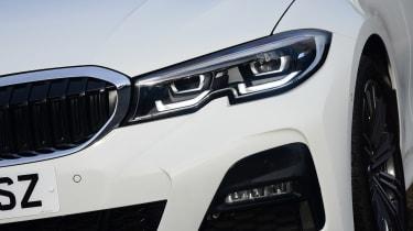BMW 3 Series - front light