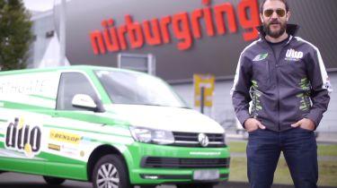 Volkswagen Transporter 'Ring van record