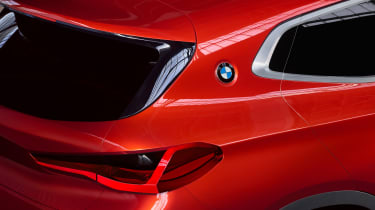 BMW X2 Concept - side detail 2