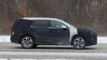 2019 Hyundai Santa Fe - side