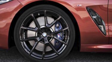 BMW M850i wheel