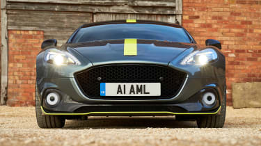 Aston Martin Rapide AMR - full front static