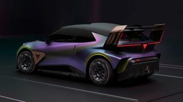Cupra UrbanRebel concept - rear
