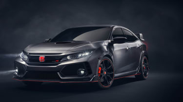 New Honda Civic Type-R front