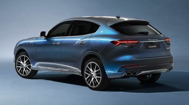 Maserati Levante Hybrid - rear studio