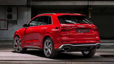 Audi RS Q3 - rear