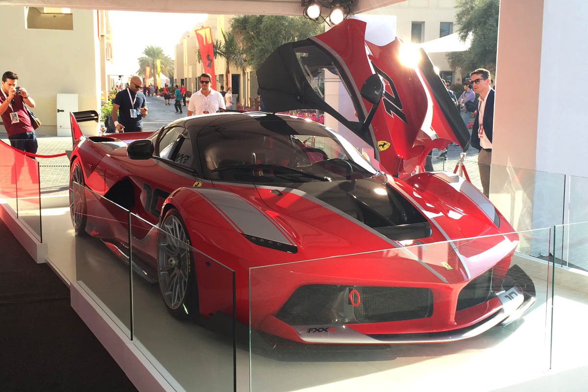 Ferrari S Laferrari Fxx K Track Monster Has 1 036bhp Auto Express