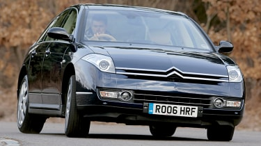 Best French modern classics - Citroen C6