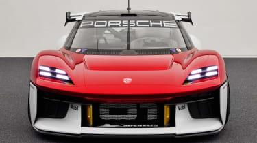Porsche Mission R - full front