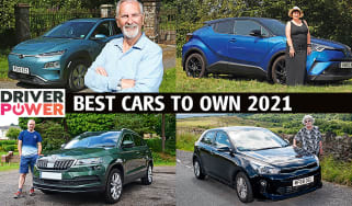 Driver Power - best cars to own 2021 header