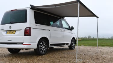 Volkswagen California Edition - awning