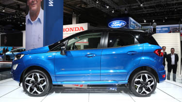Ford EcoSport - Frankfurt side