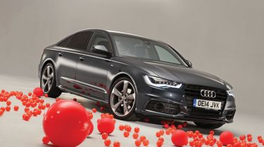 Audi A6 - best executive car