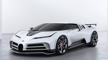 Bugatti Centodieci - front