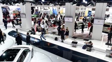 Paris Motor Show 2014