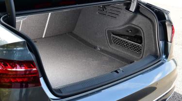 Audi A4 - boot