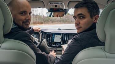 Volvo XC60 ride review - Richard Ingram
