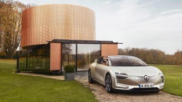 Renault Symbioz concept - house