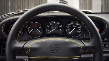 Porsche 993 911 Turbo - steering wheel