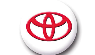 Toyota badge