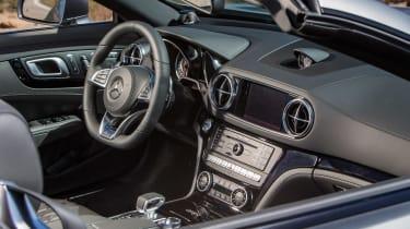 Mercedes-AMG SL 65 - interior