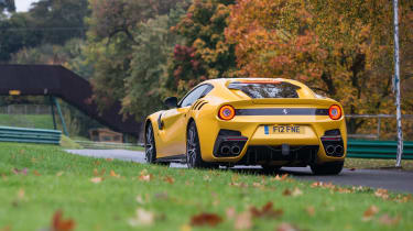 Ferrari F12tdf - rear