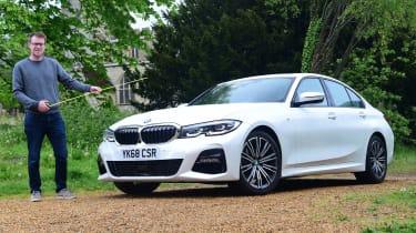 BMW 3 Series long termer - first report header