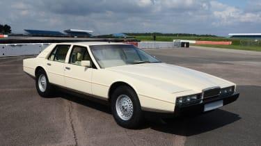 Aston Martin Lagonda - front static