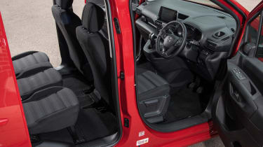 Vauxhall Combo Life - interior