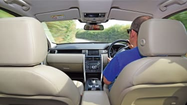 Land Rover Discovery Sport long-term - fourth report driving