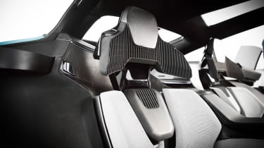 Peugeot Instinct concept - headrest