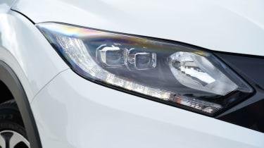 Honda HR-V - front light
