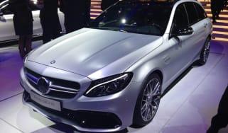 Mercedes-AMG C63 Estate
