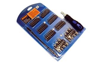Halfords multi-bit screwdriver