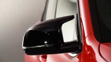 BMW X4M - wing mirror