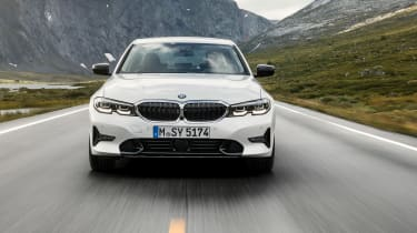 BMW 3 Series - full front