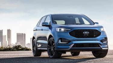 Ford Edge ST 2018 front