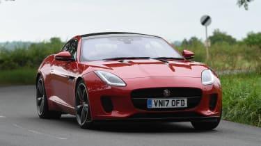 Jaguar F-Type 4-cylinder - front