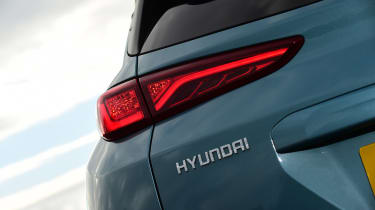 Hyundai Kona Electric - rear light