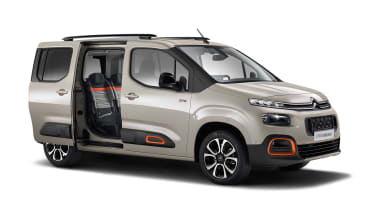 New Citroen Berlingo - side