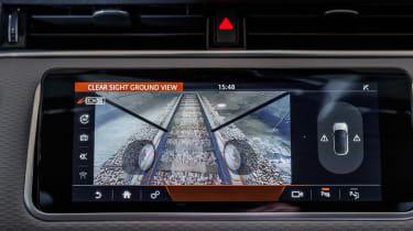 New Range Rover Evoque - camera