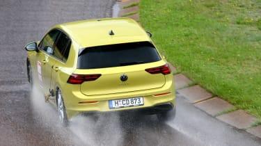 Summer tyre test 2021 - VW Golf